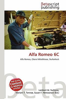 Alfa Romeo 6c 9786134742467