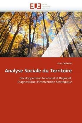 Analyse Sociale Du Territoire 9786131528514