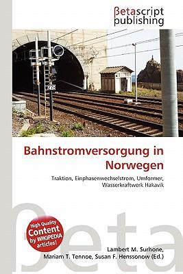 Bahnstromversorgung in Norwegen