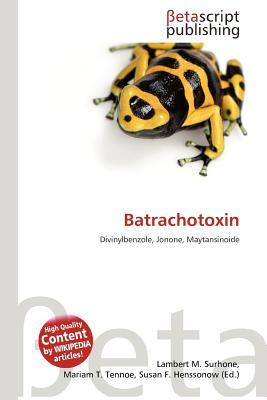 Batrachotoxin 9786137507728
