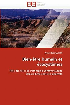 Bien- Tre Humain Et Cosyst Mes 9786131516481