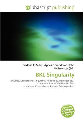 BKL singularity