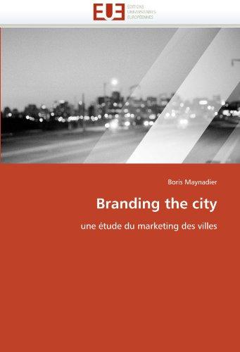 Branding the City 9786131536250