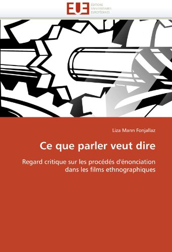 ce que parler veut dire by liza mann fonjallaz reviews description more isbn. Black Bedroom Furniture Sets. Home Design Ideas