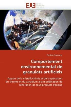 Comportement Environnemental de Granulats Artificiels 9786131548062