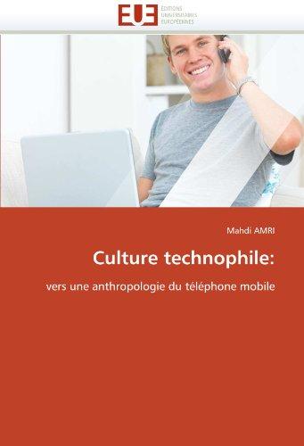 Culture Technophile 9786131524288