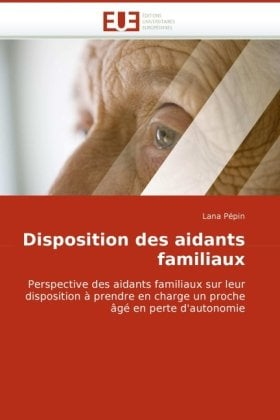 Disposition Des Aidants Familiaux 9786131513138