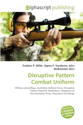 Camouflage Uniforms: British Disruptive Pattern Material