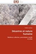 Dsastres Et Nature Humaine 9786131517044