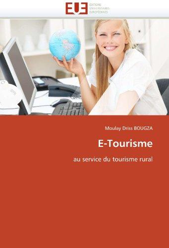 E-Tourisme 9786131547515