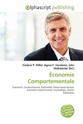 Economie Comportementale 9786133987081