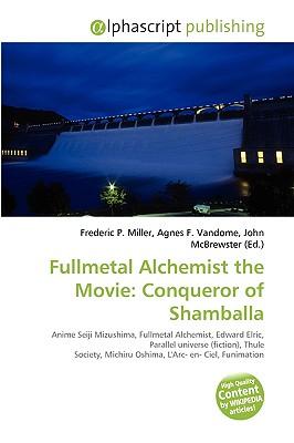 Fullmetal Alchemist the Movie
