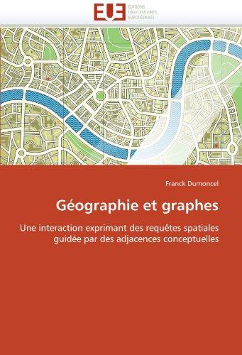 Geographie Et Graphes 9786131532764