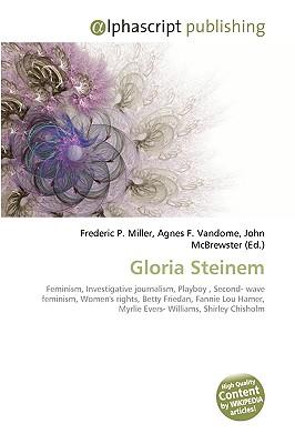 Gloria Steinem 9786130238650