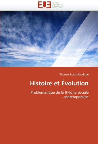 Histoire Et Volution 9786131574856