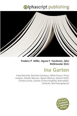 Ina Garten 9786130262808
