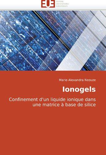 Ionogels 9786131502934