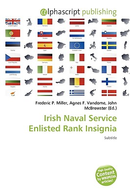 Irish Naval Service Enlisted Rank Insignia