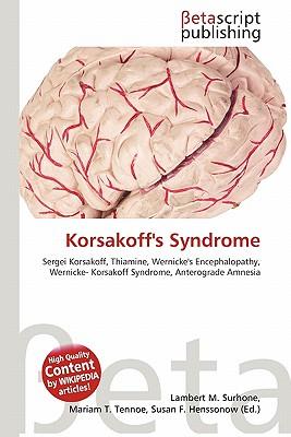 Home medical books diseases korsakoff s syndrome