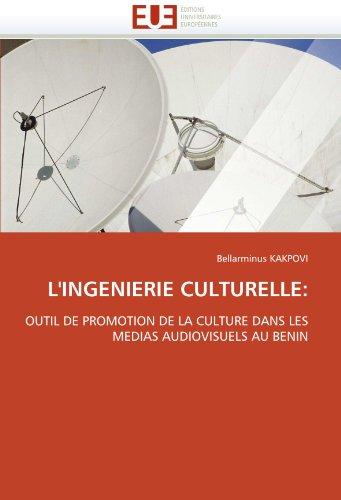 L'Ingenierie Culturelle 9786131528453