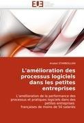 L'Amlioration Des Processus Logiciels Dans Les Petites Entreprises 9786131506857