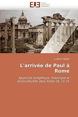 L'Arrive de Paul Rome 9786131514739