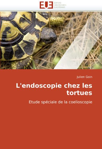 L'Endoscopie Chez Les Tortues 9786131509278