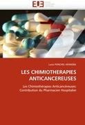 Les Chimiotherapies Anticancereuses 9786131583650