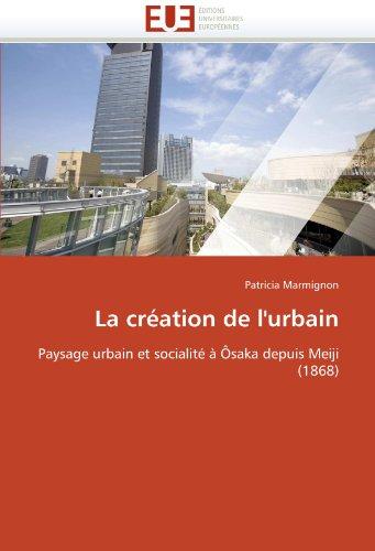 La Creation de L'Urbain 9786131518652