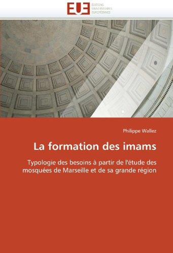 La Formation Des Imams 9786131576836
