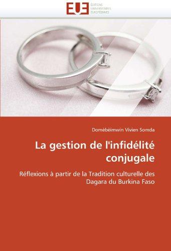 La Gestion de L'Infid Lit Conjugale 9786131537059