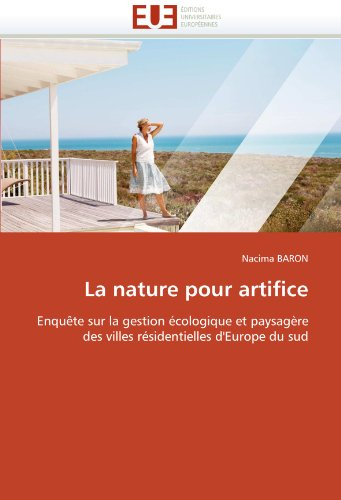 La Nature Pour Artifice 9786131531972