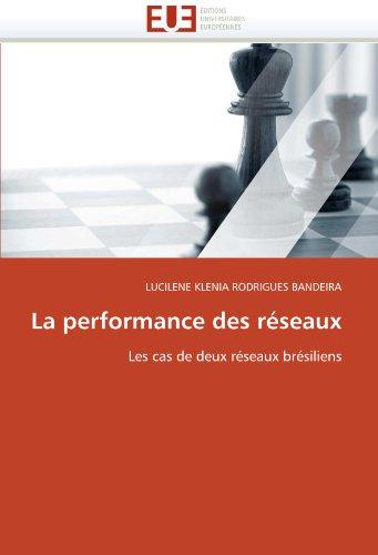 La Performance Des R Seaux 9786131567162