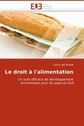 Le Droit L'Alimentation 9786131509629