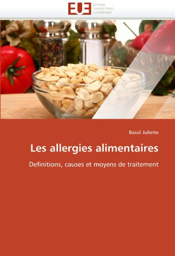 Les Allergies Alimentaires 9786131589652