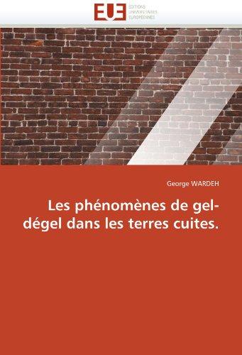 Les PH Nom Nes de Gel-D Gel Dans Les Terres Cuites. 9786131560262