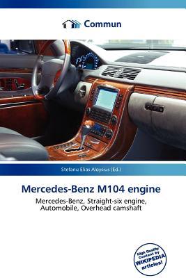 Mercedes-Benz M104 Engine by Stefanu Elias Aloysius