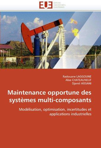 Maintenance Opportune Des Syst Mes Multi-Composants