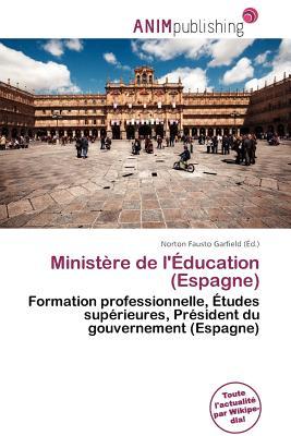 Minist Re de L' Education (Espagne)
