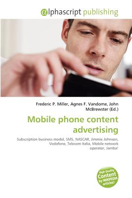 Mobile Phone Content Advertising