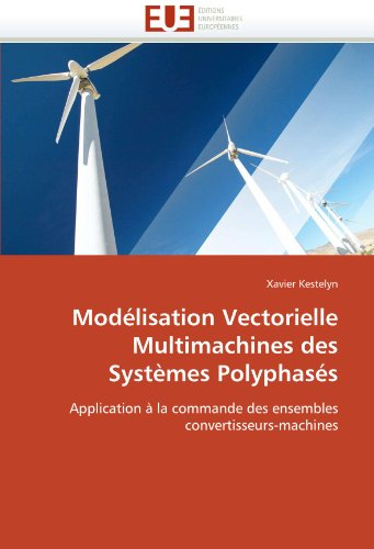 Modelisation Vectorielle Multimachines Des Systemes Polyphases 9786131543562