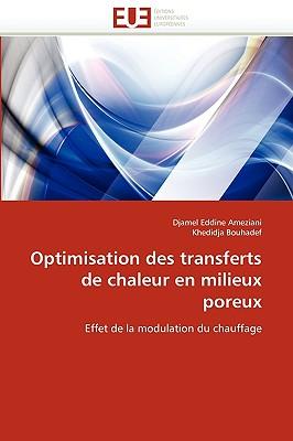 Optimisation Des Transferts de Chaleur En Milieux Poreux 9786131521553