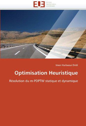 Optimisation Heuristique 9786131580468