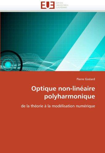 Optique Non-Lineaire Polyharmonique 9786131521850