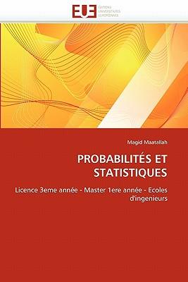 Probabilitieset Statistiques 9786131528095
