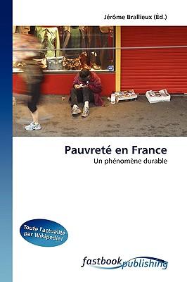 Pauvret En France 9786130104450