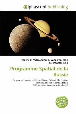 Programme Spatial de La Russie