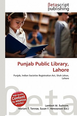 government punjab public library Punjab library foundation in coordination with directorate of public libraries, pakistan librarians welfare organization and other stakeholders have planned to devise for the reactivation of libraries established at tehsil and district levels by formulating standards and basic qualifications for the libraries.