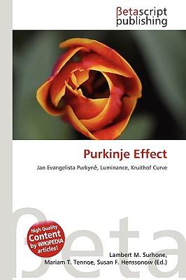 Purkinje effect by lambert m surhone miriam t timpledon susan f marseken reviews - Pure kindje ...