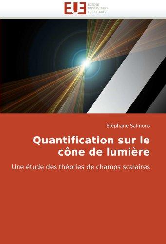 Quantification Sur Le CNE de Lumire 9786131511943